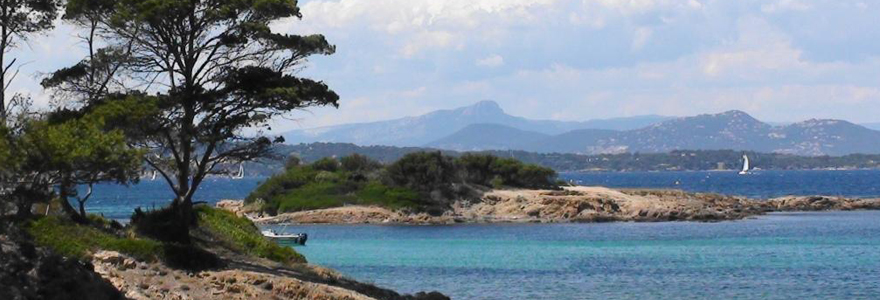 temps d'un week-end à Porquerolles
